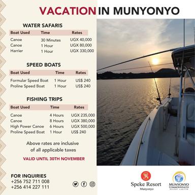 Munyonyo Commonwealth Resort -Vacation Munyonyo