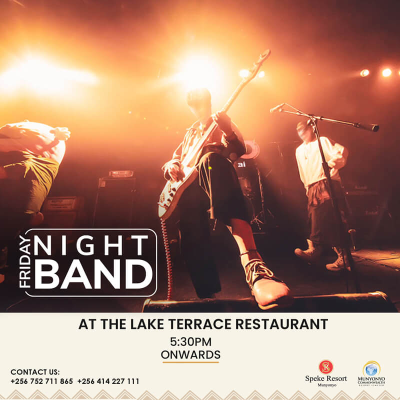 speke-resort-munyonyo-friday-night-band