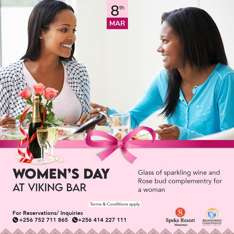 Munyonyo Commonwealth Resort -Women's Day